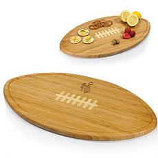 Picnic Time Kickoff Cutting Board - U of Wyoming