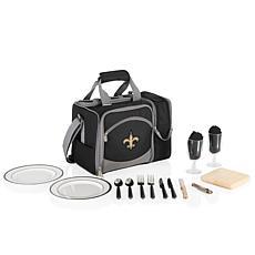 Picnic Time Malibu Picnic Tote - New Orleans Saints