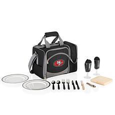Picnic Time Malibu Picnic Tote - San Francisco 49ers
