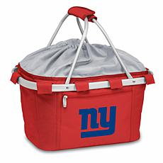 Picnic Time Metro Basket - New York Giants