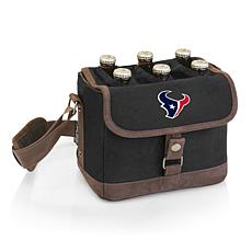 Picnic Time Officially Licensed NFL Beer Caddy - Houston Texans