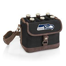 Picnic Time Officially Licensed NFL Beer Caddy - Seattle Seahawks