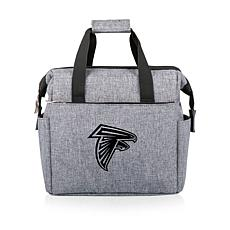 Picnic Time Officially Licensed NFL On The Go Lunch Cooler - Atlanta