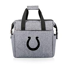 Picnic Time Officially Licensed NFL On The Go Lunch Cooler - Colts