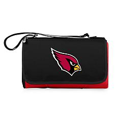 Picnic Time Officially Licensed NFL Picnic Blanket - Arizona Cardinals