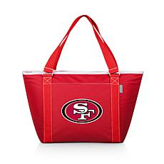 Picnic Time Officially Licensed NFL Topanga Cooler Tote- San Francisco