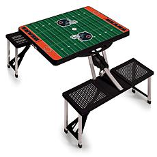 Picnic Time Picnic Table Sport   Chicago Bears