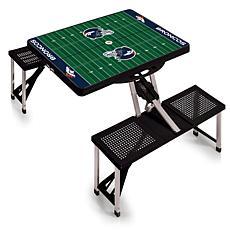 Picnic Time Picnic Table Sport - Denver Broncos