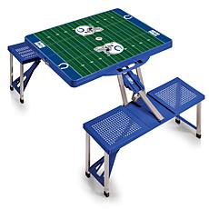 Picnic Time Picnic Table Sport - Indianapolis Colts