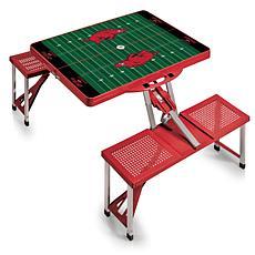 Picnic Time Picnic Table Sport - University of Arkansas