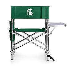 Picnic Time Sports Chair - Michigan State University