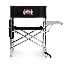 Picnic Time Sports Chair - Mississippi State