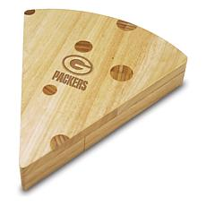 Picnic Time Swiss Cheese Board - Green Bay Packers