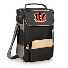 Picnic Time Wine and Cheese Tote-Cincinnati Bengals
