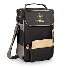 Picnic Time Wine and Cheese Tote-New Orleans Saints
