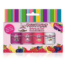 Piggy Paint Scented Sweet Treats 4-pack
