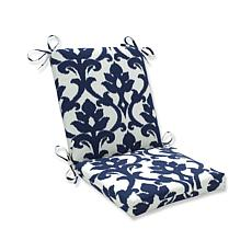 Pillow Perfect Outdoor Bosco Squared Corners Chair Cush