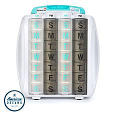 PillRite Monthly Pill Management System with Bag