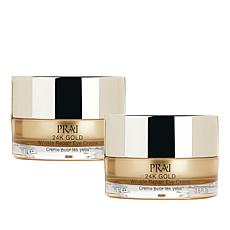PRAI 2-pack .5 oz. 24K Gold Wrinkle Repair Eye Creme