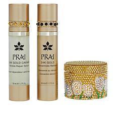 PRAI 24K Gold Kit