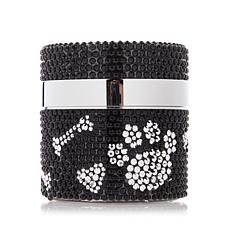 PRAI Ageless Throat & Decolletage Creme in Bejeweled Paw Print Jar