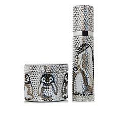 PRAI Platinum Firm & Lift Creme and Serum Penguin Duo