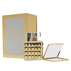 PRAI Scent of a Woman Eau de Parfum with Bejeweled Compact