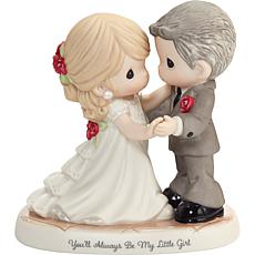 Precious Moments 202006 Father And Daughter Dancing Figurine