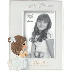 Precious Moments 202424 First Communion Girl Photo Frame