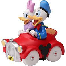 Precious Moments Disney Collectible Parade Daisy, Donald Duck Figurine