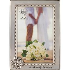 "Precious Moments ""Lifetime of Happiness"" 4x6 Photo Frame"