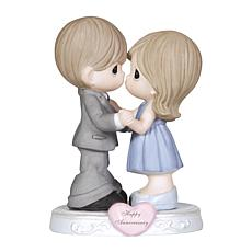"Precious Moments ""We Share a Love Forever Young""  Figurine - 123019"