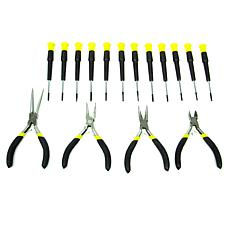 Precision Jewelers 16-piece Tool Set
