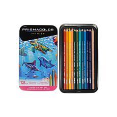 Prismacolor Premier Themed Colored Pencil Set, Under the Sea