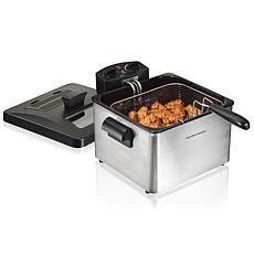 Professional-Style Deep Fryer