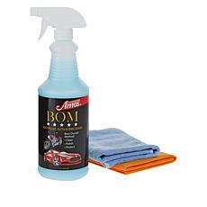 Professor Amos Vehicle Wash and Wax 3-piece Kit