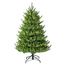 Puleo International 4.5' Canadian Balsam Fir Artificial Christmas Tree