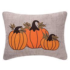 Pumpkin Bunch Pillow