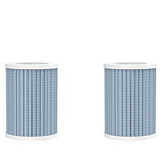 Pure Enrichment PureZone Personal True HEPA Replacement Filter 2-pk AS