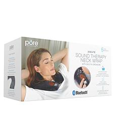 Pure Enrichment Wave Sound Therapy Weighted Neck Wrap