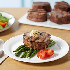 Pureland Meat Co (8) Filet Mignon & Garlic Butter - Immediate Ship