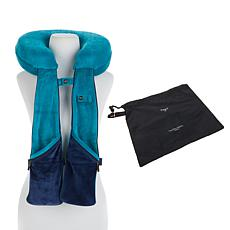 PurseN Memory Foam Travel Organizer Pillow