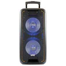 QFX Bluetooth Portable Party Speaker