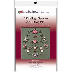 Quilled Creations Quilling Kits - Wedding Romance