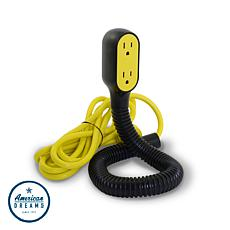 Quirky Prop Power Pro Wrap-Around Extension Cord
