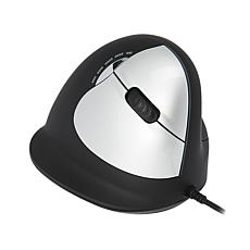 R-Go Ergonomic HE Break Wired Mouse - Right Handed