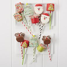 Rae Lou's 12-count Holiday Treat Pop Set