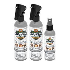 Ranger Ready Picaridin 20% Insect Repellent Set - 3-pack Auto-Ship®