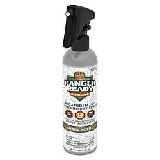Ranger Ready Repellent Picaridin 20% Trigger Spray Amber Scent 8oz