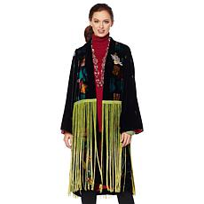 Rara Avis by Iris Apfel Disney's Mary Poppins Kimono